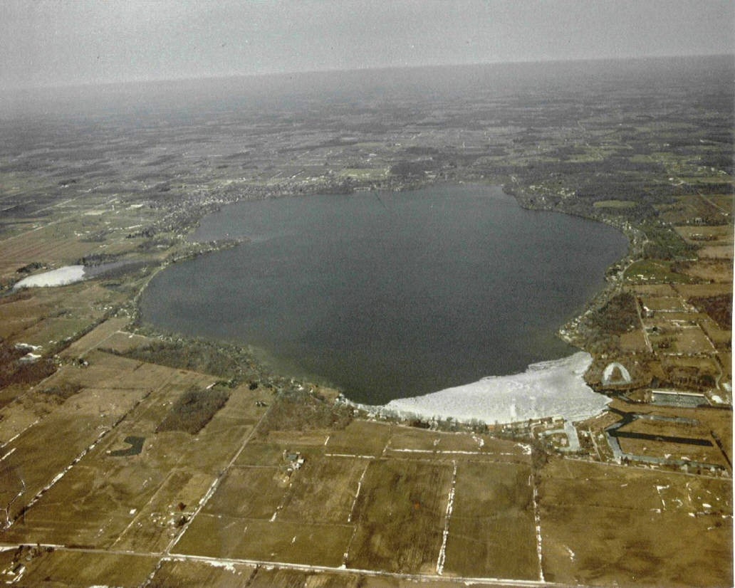 Birds Eye View Of Lake Maxinkuckee History And Genealogy