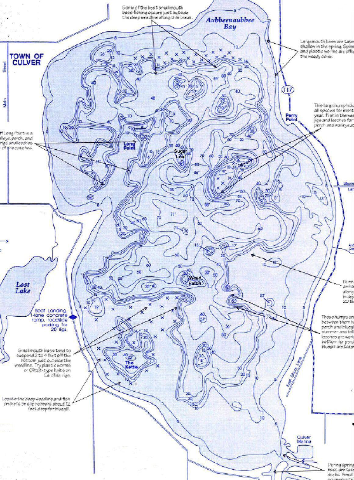 Fishing Spots History And Genealogy Of Lake Maxinkuckee